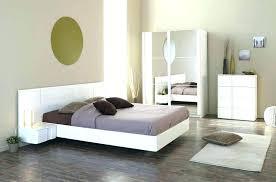 chambre avec meuble blanc chambre avec meuble blanc lit couleur mur chambre avec meuble blanc