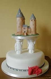cake pillars sheep pillars wedding cake by dragonsanddaffodils on deviantart