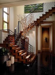 Contemporary Banisters And Handrails Wrought Iron Stair Railing Artistic Stairs