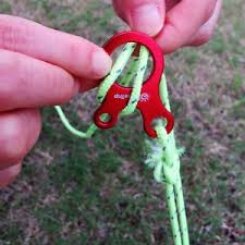 Awning Guy 10pcs Camp Awning Tent Cord Fastener Guy Line Runners
