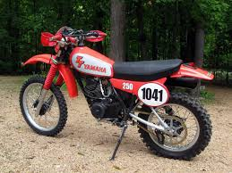 vintage yamaha motocross bikes yamaha tt250 trail bike phil little racing vintage racing