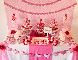 Valentines Day Table Decor by Valentines Party Decorations
