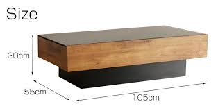 Coffee Tables Black Glass Best99 Rakuten Global Market Center Table Wooden Nights Center