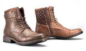 groupon s boots harrison s rugged combat boots groupon