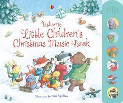 little children u0027s christmas music book musical books amazon co