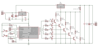 Household Electrical Circuit Diagrams Regulated Power Supply Electronic Circuits 5kv Wiring Diagram