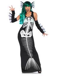 costumes for adults mermaid skeleton costume adults adults costumes and fancy dress