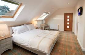 First Floor Master Bedroom Keeper U0027s Lodge Holiday Cottages In Yorkshire