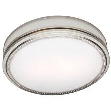 Nutone Bathroom Fan With Light Bathroom Ceiling Lights With Exhaust Fans Lightings And Lamps
