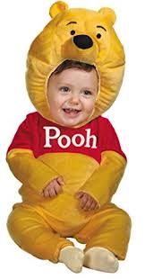 Halloween Costume 3t Amazon Winnie Pooh Toddler Costume 3t 4t Toddler