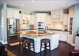 Kitchen Island Granite Countertop Built In Kitchen Island New Up Custom Built Kitchen Island