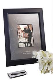 wedding signing frame wedding guest books david s bridal