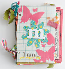 photo albums scrapbooks reflections scrapbooking event recap minis album and scrapbooking