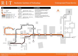 Rit Campus Map Rit Underground Tram Service Album On Imgur