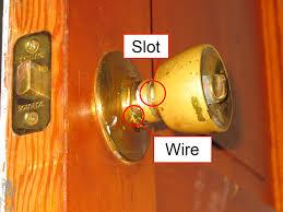 Exterior Door Knob Sets by Remove A Door Knob That Has No Screws Mike U0027s Tech Blog