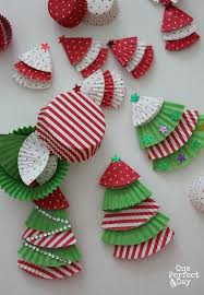 20 crafts for cupcake liners ornament and holidays