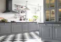 shaker style kitchen ideas charming gray kitchen the shaker cabinets and hardware