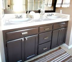 ideas for painting bathroom cabinets brilliant painting bathroom cabinets ideas