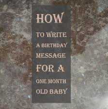happy full moon baby wishes u2015what to write in one month birthday