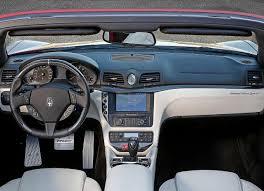 maserati blue interior 2018 maserati grancabrio release date specs restyling 2018