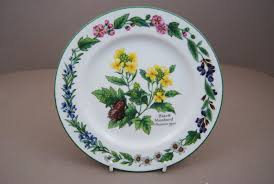 royal worcester u0027worcester herbs u0027 side plate china find