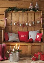 Christmas Decoration Ideas For Room by 27 Cozy Red And Grey Christmas Décor Ideas Digsdigs