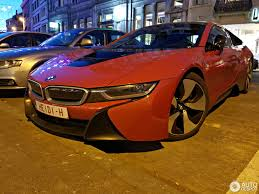 Bmw I8 Red - bmw i8 protonic red edition 8 december 2016 autogespot