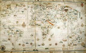 Discworld Map The Monday Map Fantasy Book Maps Hejorama