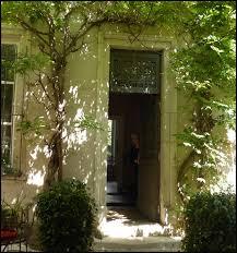 chambre d hote nancy c était la première maison d hôtes à nancy martine quénot nous a