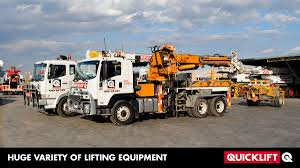 quicklift crane hire crane hire 17 wheeler st shepparton