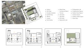 Rogers Centre Floor Plan by Hardesty Arts Center Selser Schaefer Architects Archdaily