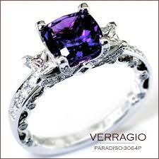 Amethyst Wedding Rings by Best 25 Amethyst Engagement Rings Ideas On Pinterest Green