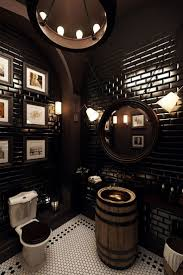 best 25 man bathroom ideas on pinterest mouthwash dispenser a mans bathroom that the ladies would even love