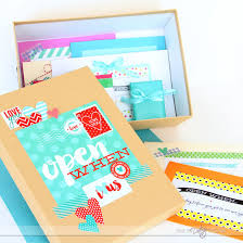 the perfect open when letters thoughtful gifts anniversaries