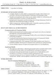 resume job objective sample resume sample objectives sample