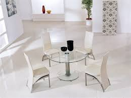 dining small round glass dining table glass dining table canada