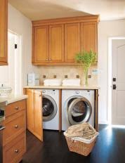 laundry in kitchen ideas 27 ideas for a fully loaded laundry room this house