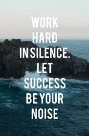 Motivational Quotes For Work Wallpaper Work Hard In Silence Let Success Be Your Noise Quotes