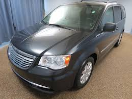 2014 used chrysler town u0026 country 4dr wagon touring at north coast
