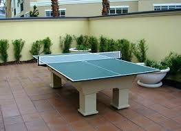 outdoor ping pong table walmart out door ping pong outdoor ping pong table ping pong bytes pool