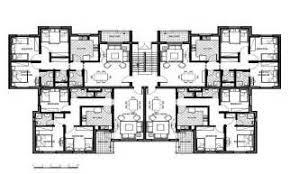 8 Unit Apartment Building Floor Plans Good 8 Unit Apartment Building Plans 3 4 Plex Townhouse Floor