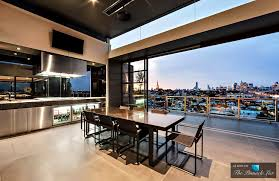 Undefined Penthouse Modern Spaces Pinterest Victoria