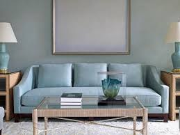 Light Blue Living Room by Behind The Color Blue Hgtv