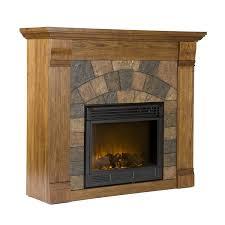 amazon com elkmont electric fireplace home u0026 kitchen