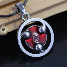 chain necklace ebay images Anime naruto sharingan wholesale selling wholesale necklace ebay jpg