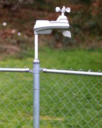 solar lights for chain link fence say hello to the toprail display mount from transformafence here