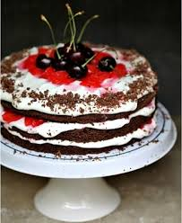 76 best love black forest cake images on pinterest black forest