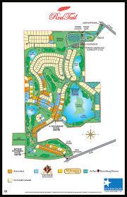 site plan redtail site plan redtail luxury golf community