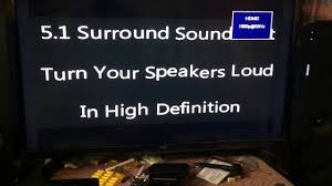 Philips Htd5580 94 Home Theatre Review Philips Htd5580 94 Home - philips htd5580 5 1 dvd home theatre system 5 1 test youtube