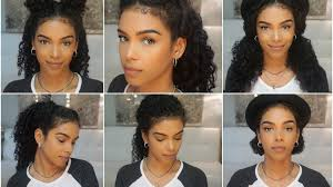cute hairstyles with curly hair ideas maxresdefault easy quick hairstyles for curly hair school cute